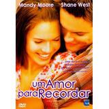 cd um amor para recordar - trilha sonora 2002