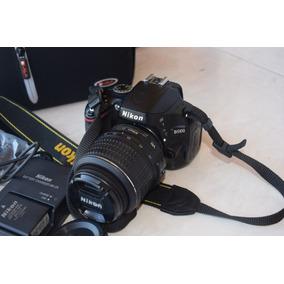 Camara Nikon D5100 Lente Af-s 18-55 Mm