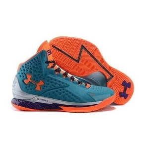 b28573f9d9e87 Tenis Bota Basquete Curry One Under Armour - Envio Imediato!