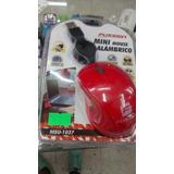 Mini Mouse Óptico Alámbrico Con Cable Retráctil