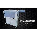 Máquina Cnc De Corte Laser 60x40cm Com Mesa Regulável !!!