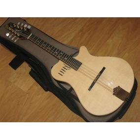 Mandolina (natural) Godin A8 Two-chambered Electro-acoustic