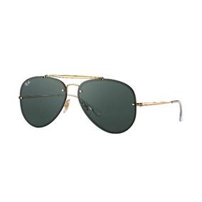 6efaac0ee7e58 Óculos Aviador Ray Ban Top Rb 3584 9050 71 Blaze - Original