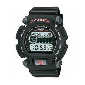 Relógio Casio G-shock Masculino Dw-9052-1vdr Preto