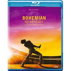 Bohemian Rhapsody La Historia De Freddie Mercury [blu-ray]