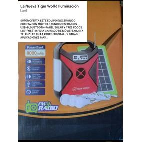 Radio Solar Multifuncional
