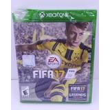 Juego Deportes Fifa 17 Xbox One Nuevo Sellado Futbol