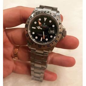 0e4a3b743e3 Relogio Rolex Explorer Preto - Joias e Relógios no Mercado Livre Brasil