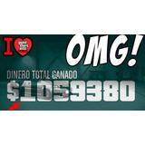 Dinero Para Gta 5 Online Ps4 10,000,000 De Dolares