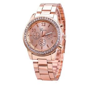 80317b2c8a77 Reloj Quartz Marca Xanadu Con Diamantes - Relojes en Mercado Libre ...