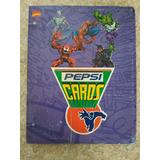 Album Pepsi Card Marvel Coleccion Original Comics Envio Grat