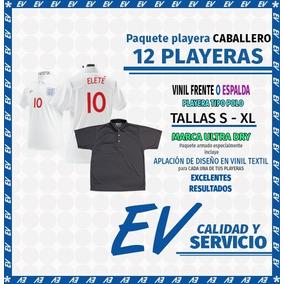 Playeras En Vinil Textil Impreso en Mercado Libre México 73588bd7b85f7