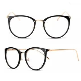d96d4a7da62f2 Armação De Grau Oculos Feminino Barato Retrô Vintage Geek