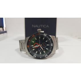 Reloj Náutica Cronografo A1868g