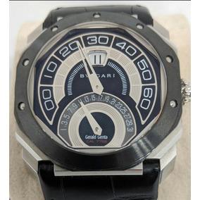 684aad28969 Relogio Bvlgari Automatico Luxo Masculino - Relógio Bvlgari ...