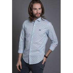 Camisa Microray Blair Hombre La Martina