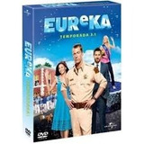 Box Dvd Eureka 3ª Temporada Vol. 1