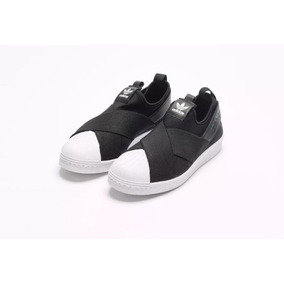 aae10af8e Tenis Masculino adidas Slip On Superstar Originals Top