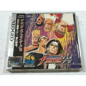 Neo Geo Cd : The King Of Fighters 94 Novo Lacrado Há 24 Anos