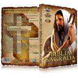 Box Coleção Bíblia Sagrada 30 Discos