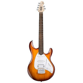 Guitarra Eléctrica Sterling By Music Man Silo3-tbs/r