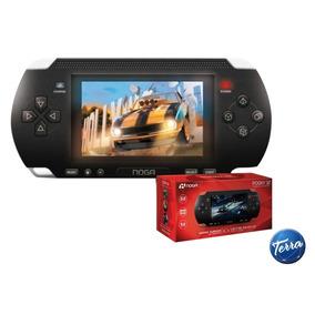 Consola Portatil Juegos Noga Pocky 32 Micros Sd+10000 Juegos
