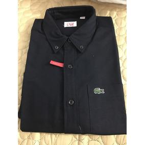 108ca1ee7a7 Camisa Lacoste - Camisas de Hombre en Mercado Libre Colombia
