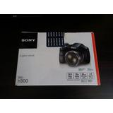 Camara Semi Profesional Sony H-300
