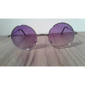 Oculos Lennon Ozzy De Sol - Óculos no Mercado Livre Brasil 5a876d249f