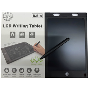 Lcd Writing Tablet 8,5 Polegadas - Escreva Sem Gastar Papel