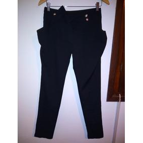 Pantalon Pinzado Chupin Negro De Vestir De Dama - Pantalones para ... a47ad6e06e34