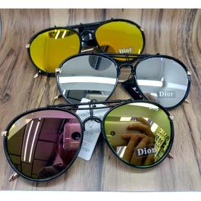 Gafas Dior Tipo Aviador Nuevas Polarizadas Excelente Calidad 518a4bdba745