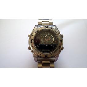 0aec09c2490 Relógio Masculino Atlantis Funcionando Aço-inox Frete Grátis