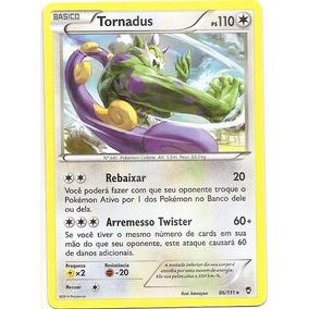 Carta Pokemon - Tornadus