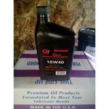 Aceite Mineral Superior 15w-40 Y 20w-50 Importado De Usa