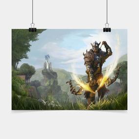 Poster Game Adesivo Berserker Elex Pg0220