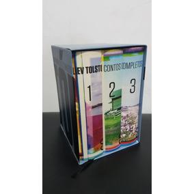 Box Contos Completos Liev Tolstói Cosac Naify Raro