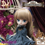 Pullip Dal Alice In Steampunk World D-155 - Pronta Entrega!