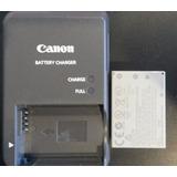 Accesorio Canon Nb-7l Y Cb-2lz Para Powershot G10, G11