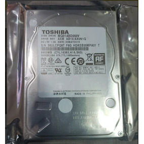 Hd 500 Gb Mq01abd050v Para Notebook Toshiba