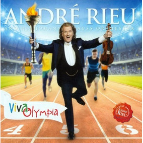 Cd Andre Rieu Viva Olympia Nuevo En Stock