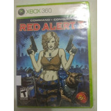 Command And Conquer Red Alert 3 Xbox 360 Usado