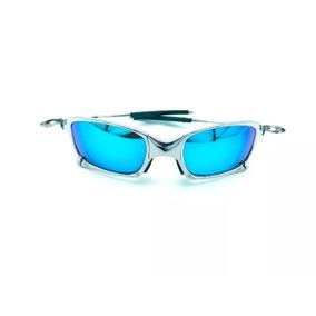 Oculos Oakley Squared Metal Polarizado Armação Prata Agua! 6de4597677