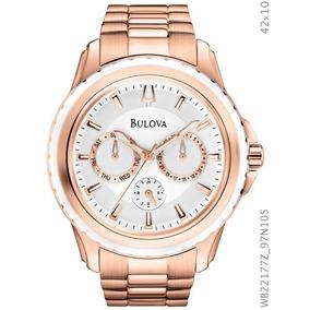 f75ef6ebd41 Relogios Feminino Com Pedrarias Unissex Bulova - Relógios De Pulso ...