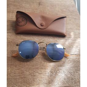 Ray Ban Rb3447 Bronze De Sol - Óculos no Mercado Livre Brasil 92116ed001