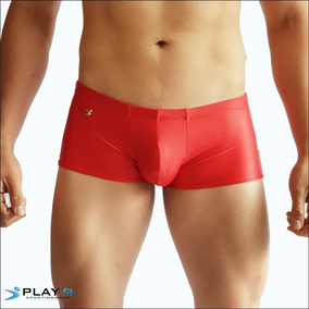 Boxer Play Fit Realsador Frontal Licra Varios Colores Basic