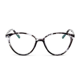 Oculos Grau Feminino Retro Transparente Armacoes - Óculos no Mercado ... ff14eee403