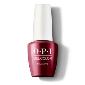 Esmalte Opi Gel Color Uv Led: Malaga Wine 15ml
