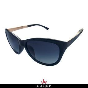 4116114726cb2 Oculos De Sol Lucky - Óculos no Mercado Livre Brasil