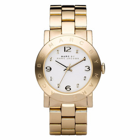 Relógio Marc Jacobs Gold Mbm3056